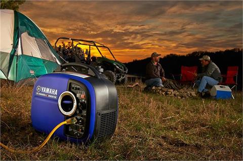 Yamaha EF2000iSV2 Generator in Middletown, New York - Photo 6