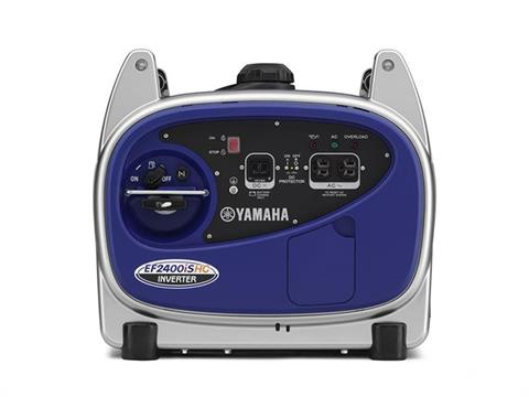 2018 Yamaha EF2400iSHC Generator in Greenville, North Carolina