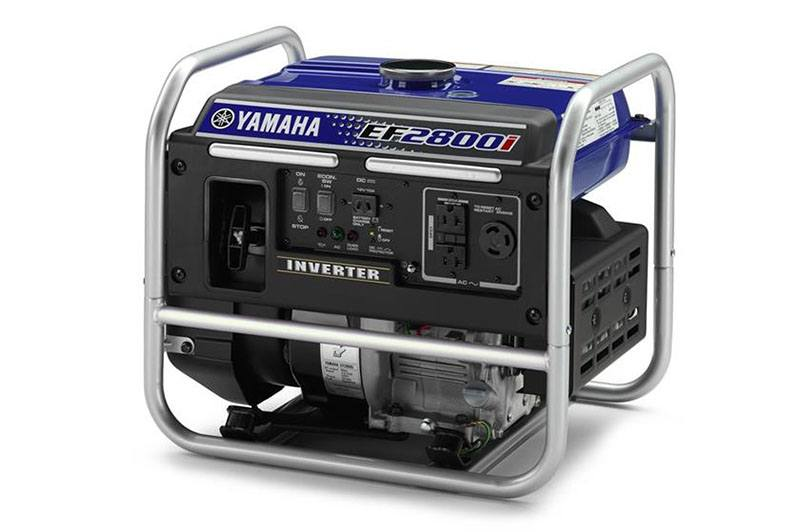 2018 Yamaha EF2800i Generator in Simi Valley, California