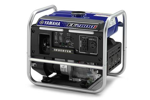 Yamaha EF2800i Generator in Olympia, Washington - Photo 3