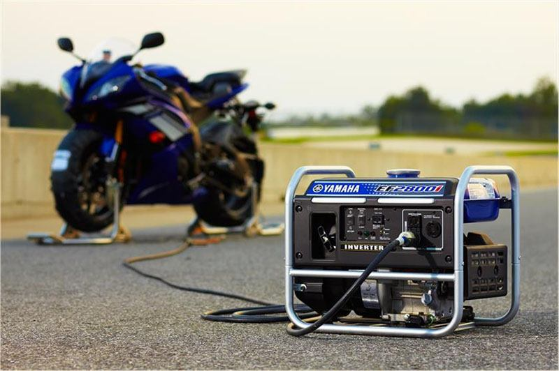 2018 Yamaha EF2800i Generator in Coloma, Michigan