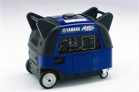 2018 Yamaha EF3000iSEB Generator in Olympia, Washington