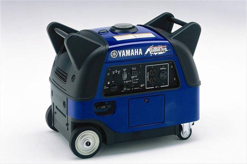 2018 Yamaha EF3000iSEB Generator in Utica, New York