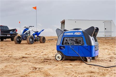 2018 Yamaha EF3000iSEB Generator in Johnson Creek, Wisconsin