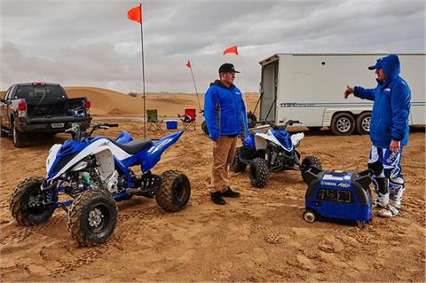 2018 Yamaha EF3000iSEB Generator in Lowell, North Carolina
