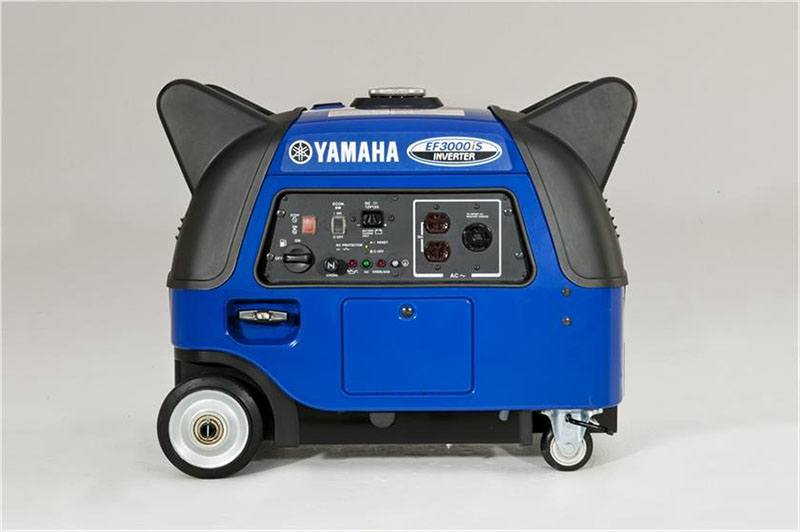 2018 Yamaha EF3000iS Generator in Le Roy, New York - Photo 1