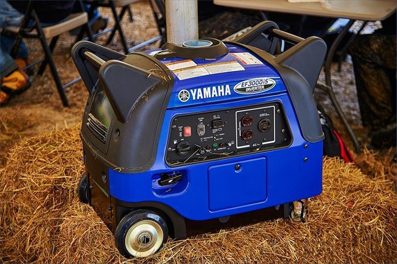 2018 Yamaha EF3000iS Generator in Brewton, Alabama