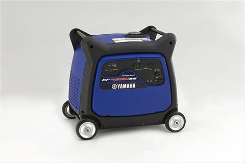 2018 Yamaha EF4500iSE Generator in Palatine Bridge, New York
