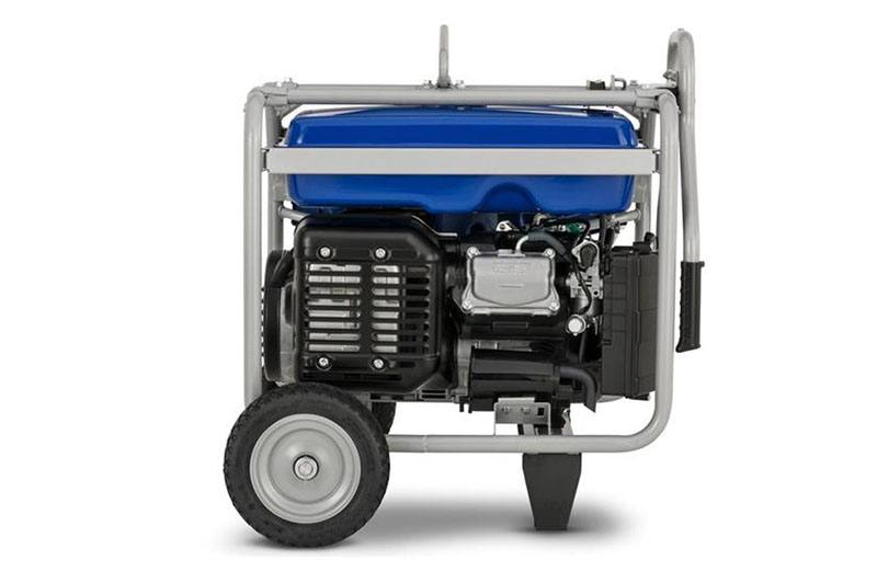 2018 Yamaha EF5500D Generator in Coloma, Michigan