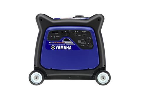 2018 Yamaha EF6300iSDE Generator in Greenville, North Carolina