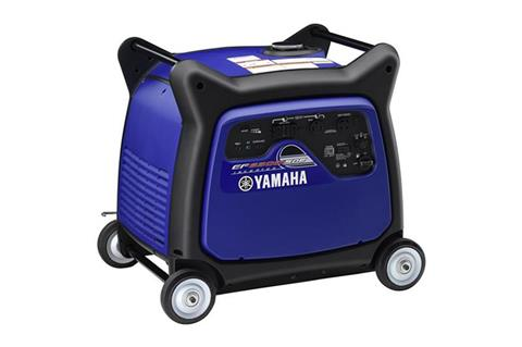 2018 Yamaha EF6300iSDE Generator in Utica, New York
