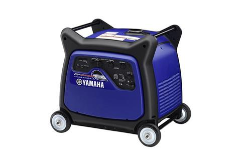 2018 Yamaha EF6300iSDE Generator in Warren, Arkansas