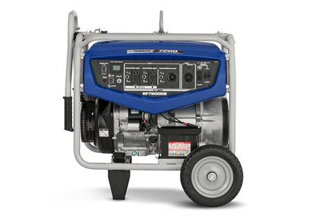 2018 Yamaha EF7200D Generator in Queens Village, New York