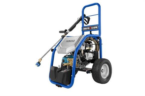 2018 Yamaha PW3028 Pressure Washer in Hutchinson, Minnesota