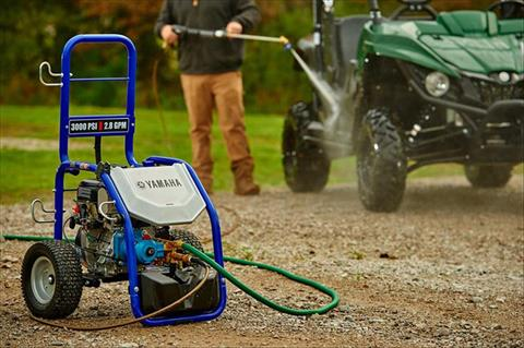 2018 Yamaha PW3028 Pressure Washer in Hancock, Michigan