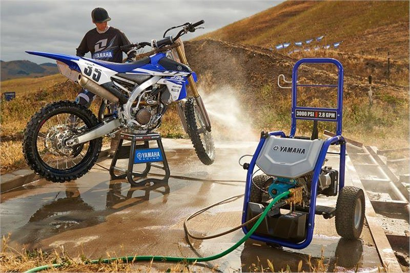 2018 Yamaha PW3028 Pressure Washer in Port Washington, Wisconsin