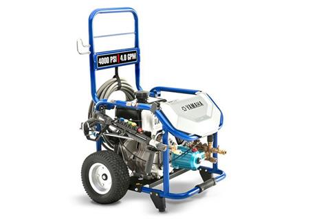 2018 Yamaha PW4040 Pressure Washer in Sacramento, California