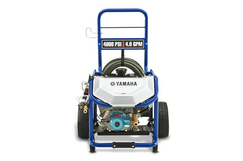 2018 Yamaha PW4040 Pressure Washer in Tamworth, New Hampshire