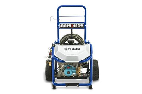 2018 Yamaha PW4040 Pressure Washer in Greenwood, Mississippi - Photo 2