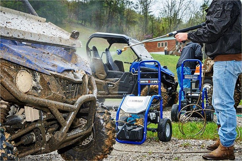 2018 Yamaha PW4040 Pressure Washer in Brewton, Alabama - Photo 5