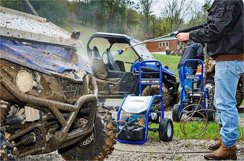 2018 Yamaha PW4040 Pressure Washer in Coloma, Michigan