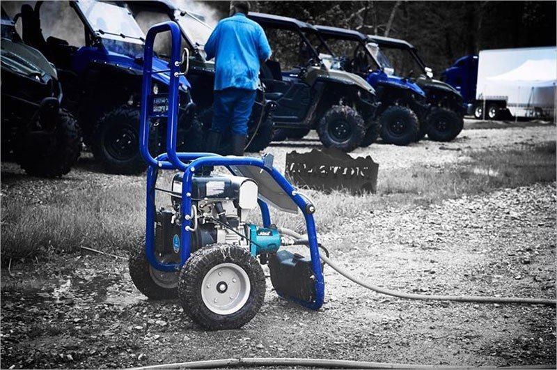 2018 Yamaha PW4040 Pressure Washer in EL Cajon, California