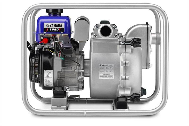 2018 Yamaha YP20T Pump in Pine Grove, Pennsylvania