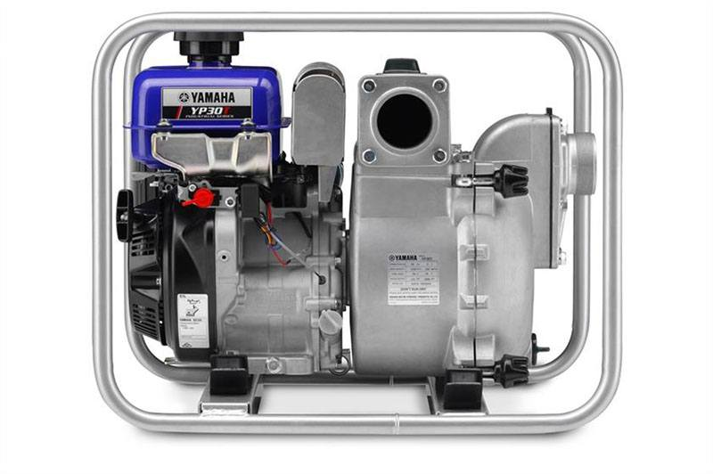 2018 Yamaha YP30T Pump in Sacramento, California
