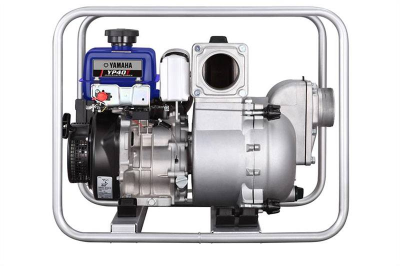 2018 Yamaha YP40T Pump in Salinas, California