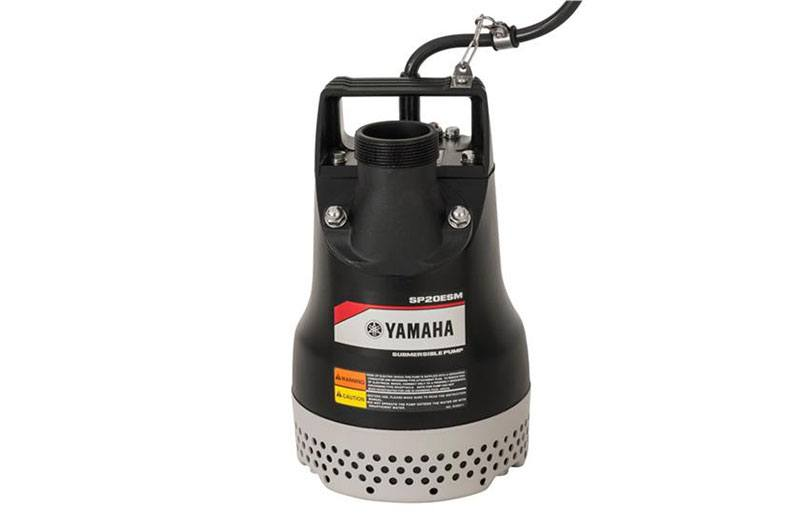 Yamaha SP20ESM Pump in Escanaba, Michigan