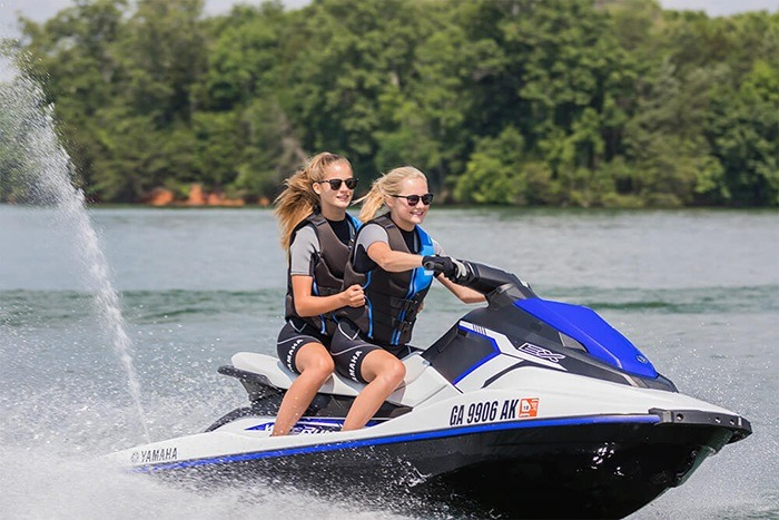 2018 Yamaha EX in Danbury, Connecticut