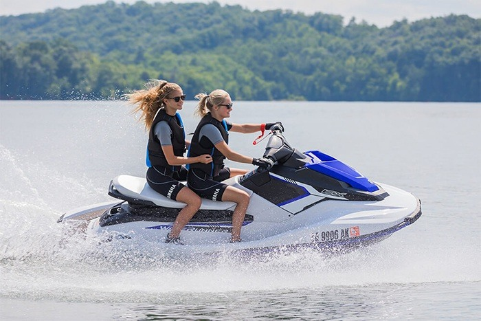 2018 Yamaha EX in Naples, Maine
