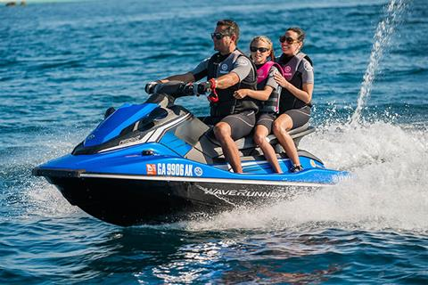 2018 Yamaha EX Deluxe in Appleton, Wisconsin