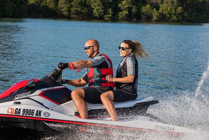 2018 Yamaha EX Sport in Bridgeport, New York