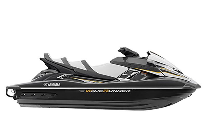 2018 Yamaha FX Cruiser HO in Monroe, Michigan - Photo 1