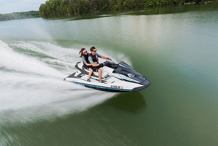 2018 Yamaha FX Cruiser HO in Mount Pleasant, Texas