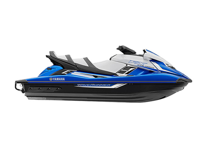 2018 Yamaha FX Cruiser SVHO in Johnstown, Pennsylvania