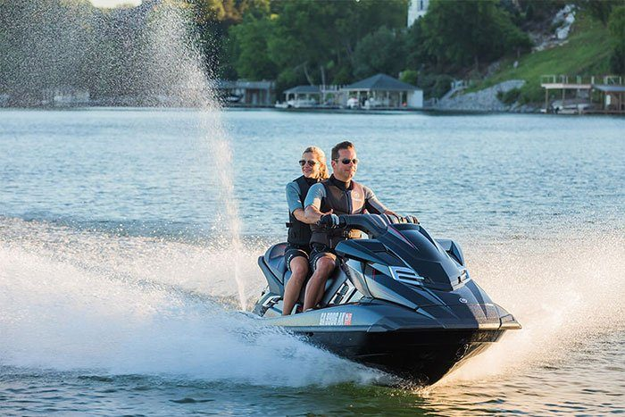 2018 Yamaha FX Cruiser SVHO in Hampton Bays, New York