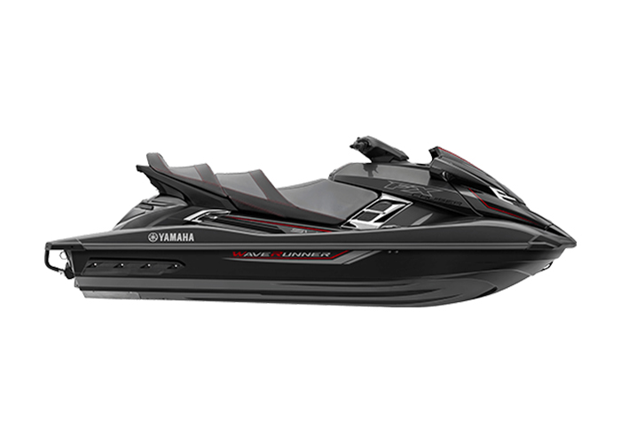 2018 Yamaha FX Cruiser SVHO in Johnson Creek, Wisconsin