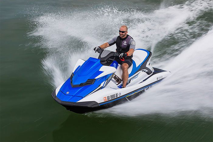2018 Yamaha FX HO in Lakeport, California