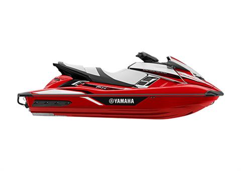 2018 Yamaha FX SVHO in Lumberton, North Carolina