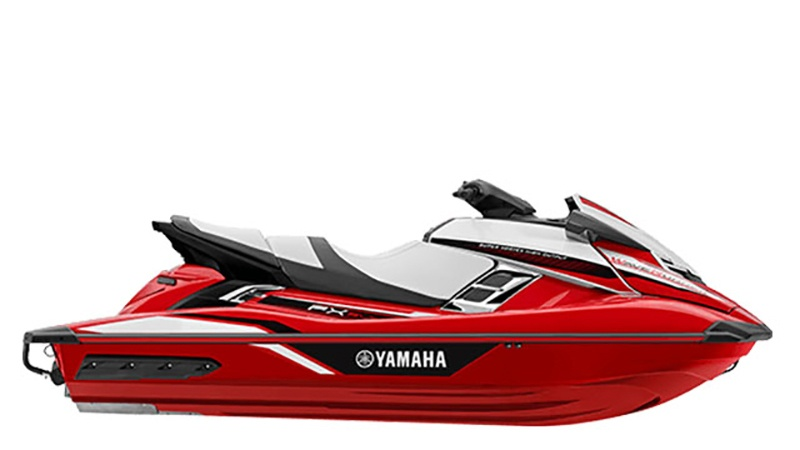 2018 Yamaha FX SVHO in Castaic, California - Photo 1