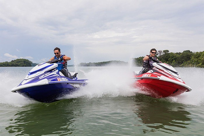 2018 Yamaha GP1800 in Port Washington, Wisconsin