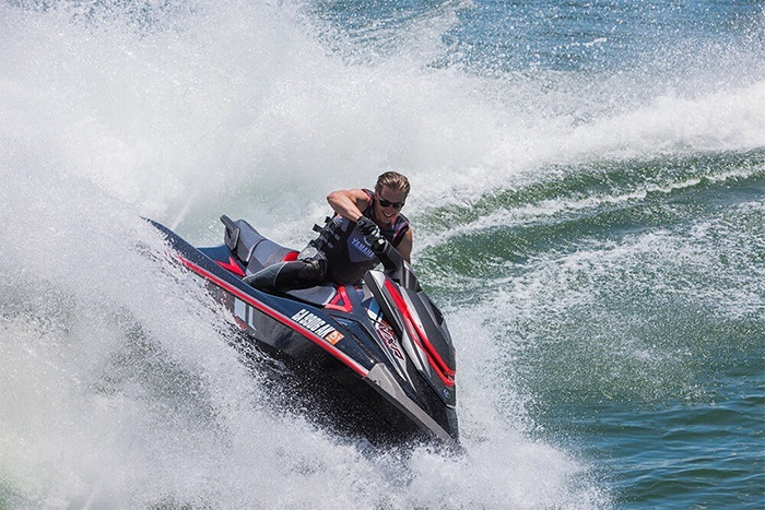 2018 Yamaha VXR in Corona, California