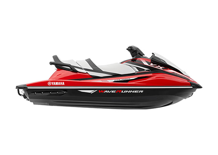 2018 Yamaha VX Cruiser in Appleton, Wisconsin