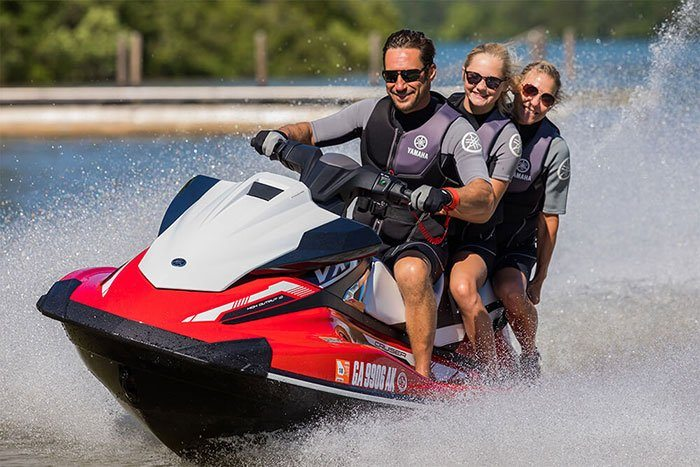 2018 Yamaha VX Cruiser in Mount Pleasant, Texas