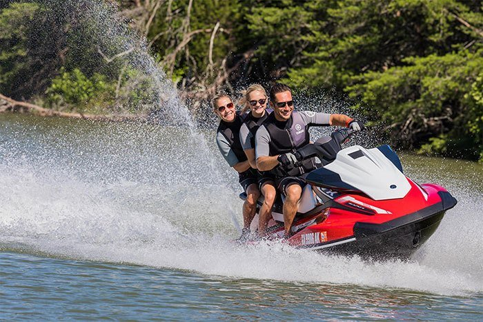 2018 Yamaha VX Cruiser in Danbury, Connecticut