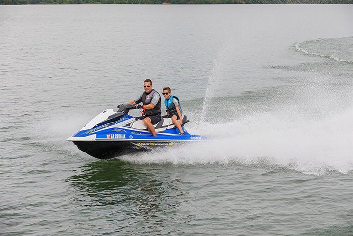 2018 Yamaha VX Cruiser HO in Appleton, Wisconsin