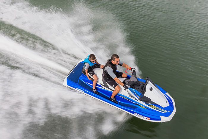 2018 Yamaha VX Cruiser HO in Tyler, Texas