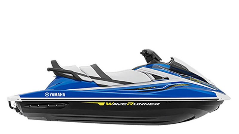 2018 Yamaha VX Cruiser HO in South Haven, Michigan - Photo 1